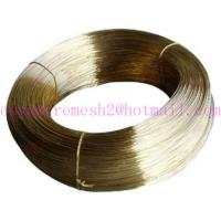 Buy cheap brass wire factory from wholesalers
