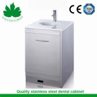 Buy cheap SSU-05 stainless steel fixed meical cabinet with tap and basin from wholesalers