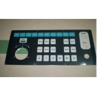 Buy cheap Metal Dome Waterproof Keypad Membrane Switch For Industrial Control , Dust-Proof from wholesalers