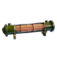 Buy cheap Main Motor Power 11kW Multi Pipeline 400mm Twisted Tube Heat Exchanger from wholesalers
