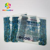 Buy cheap Transparent PVC Bag Bikini Bag ,EVA Plastic Swimwear Bag With Zipper from wholesalers