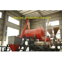 Twin Screw XPS Extrusion Line 85T/200 , Thick Styrofoam Board XPS Machine