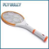 Buy cheap CE ROHS approved rechargeable mosquito swatter mosquito racket with torch from wholesalers