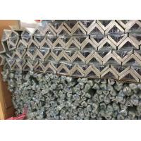 Buy cheap 6061 T6 Milling Surface Finish Aluminum Corner Extrusion Corrosion Resistance from wholesalers