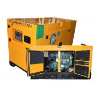 Buy cheap Durable Home Standby 20kva 16kw Diesel Power Generator Low Noise from Wholesalers