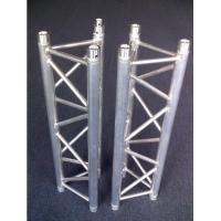 Buy cheap Silvery / Black Ladder / Triangle 6082-T6 Aluminum Spigot Truss For DJ Equipment from wholesalers
