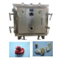 Buy cheap Low Temperature Fruit Vacuum Drying Machine Safe With GMP Stainless Steel from wholesalers