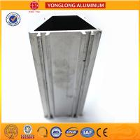Buy cheap Impact Resistance Custom Extruded Aluminum Enclosures Good Water Tightness from wholesalers