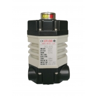 Buy cheap Ultra Small Electric 24VDC Quarter Turn Actuator from wholesalers