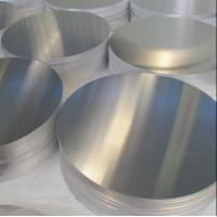 Buy cheap Diameter 100-1400Mm 1050 1060 Anodized Aluminum Discs For Cooking Material from wholesalers