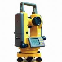 Buy cheap Northwest Instrument 5-inch Digital Theodolite with Dual-side LCD Display, Photoelectric Incremental from wholesalers