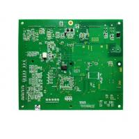 Buy cheap Prototype Power Supply Circuit Board , 10 Layer Multilayer Pcb Fabrication from wholesalers