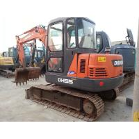 Buy cheap Used DOOSAN DH55 5.5 Ton Mini Excavator,Used Mini Excavator For Sale from wholesalers