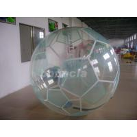 Buy cheap Inflatable Soccer Water Walking Ball , Water Walking Ball  Used In Lake Or Pool from wholesalers