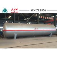 Buy cheap Liquid Petroleum Gas LPG Tank Trailer 45 CBM Capacity With Large Safety Factor from wholesalers