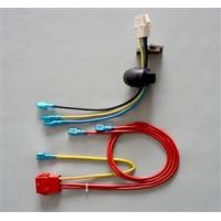 Buy cheap 2EA 20 Red 10AWG Electrical Wiring Harness With Female F2 Fast On Terminal Lugs from wholesalers