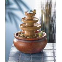 Buy cheap Resin Bamboo Artificial Tree Water Fountain from wholesalers