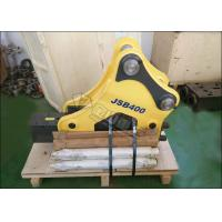 Buy cheap Fine Demo Hammer Rock Breaker , Tunnel Road Hydraulic Rock Hammer For Excavator from wholesalers