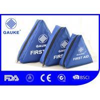 Triangle Shape Roadside Emergency Car Kit ,  Tri - Form Refilled Car Safety Kit