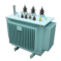 Buy cheap 11kv Electrical Power Transformer Oil Type With Transformer Oil Level Gauge from wholesalers