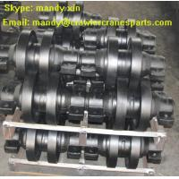 Buy cheap FUWA QUY80 Track/Bottom Roller for crawler crane undercarriage parts from Wholesalers