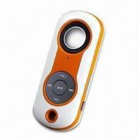 Buy cheap Mini Speaker with Audio Input Function, Rechargeable Lithium Battery from wholesalers
