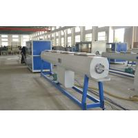 Buy cheap CE High Output PPR Pipe Extrusion Line 2 - 15m / Min Production Speed from wholesalers