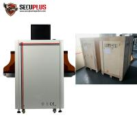 Buy cheap Smart X Ray Security Scanner SPX5030C Automatic Save Scanned Image With CE Approval product