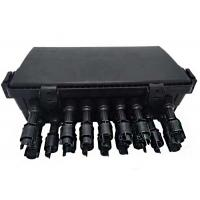 Buy cheap Fast Connect Fiber Optic Splice Closure FTTH 16 Ports Wall Mounting Holding Pole SC from wholesalers