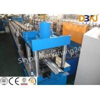 Buy cheap 0.3mm-0.6mm Thickness Rolling Shutter Roll Forming Machine / Shutter Door Roll Forming Machine from wholesalers