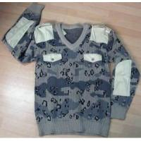 Buy cheap Camouflage Pullover Military Sweater Military Pullover from wholesalers