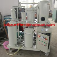 Buy cheap Oil Purifier,Oil Filtration/Purification Machine for Lube Oil Improves Oil Quality, Flash Point, Viscosity from wholesalers