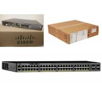 Buy cheap Layer 3 Cisco Catalyst 2960 48 Port Switch from wholesalers