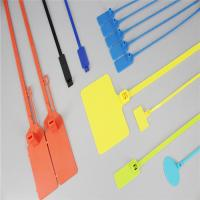 Buy cheap UL approved  Marker Cable Ties from Wuhan MZ Electronic use for Identify the cables from wholesalers