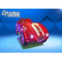 Buy cheap Children Coin Operated Kiddie Ride For Theme Park And Kindergarten PORSCHE Ride MP3 from wholesalers