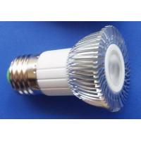 Buy cheap 1* 3W JDR E27 CREE High Power LED Spot Lamp from wholesalers