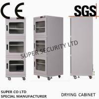Buy cheap Humidity Control Electronic Dry Storage Cabinet , Liquid Crystal Glass Board from wholesalers