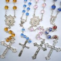 Buy cheap Glass Rosaries (RO-35) from wholesalers