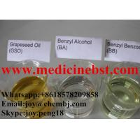 Buy cheap Benzyl Alcohol BA CAS 100-51-6 Pharmaceutical Raw Material USP Standard from wholesalers