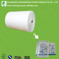Buy cheap PE coated paper for medical gloves packaging from wholesalers