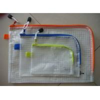 Buy cheap PVC mesh file folder for school and office from wholesalers