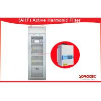 Buy cheap 400V 50 / 60Hz APF Active Harmonic Filter 3P3L , 3P4L Power Grid Structure product