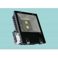 Buy cheap 150W Exterior COB LED Flood Light IP65 Waterproof Design Black Color from wholesalers