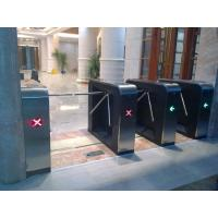 Buy cheap morden turnstile barrier for museum biometrics security access control product