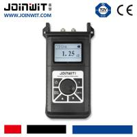 Buy cheap JW3303M optical power meter instrument light fiber optic attenuation tester Test FC/PC Muilt mode from wholesalers