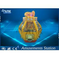 Automatic Gold Fort Casino Coin Pusher Game Machine Hardware And Acrylic