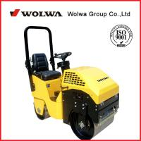 Buy cheap cheap mini road roller walking road roller with reasonable price for sale from wholesalers