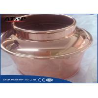 Buy cheap Rose Gold PVD Plating Vacuum Machine For High Strength Coating Film from wholesalers