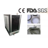Buy cheap Closed Type Fiber Laser Engraving Machine EZcad Software Operating from wholesalers