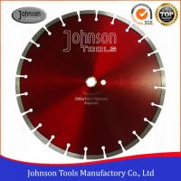 Buy cheap SGS Approved Asphalt Cutter Blade , Black Diamond Blade For Asphalt  from wholesalers